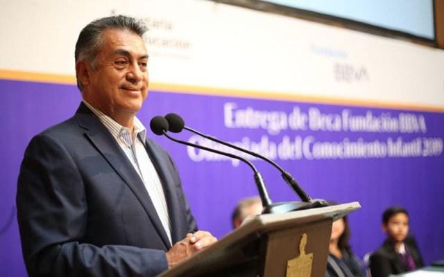 Congreso de NL aprueba quitar inmunidad al gobernador Jaime Rodríguez - Jaime Rodríguez 'El bronco'. Foto de @JaimeRodriguezElBronco