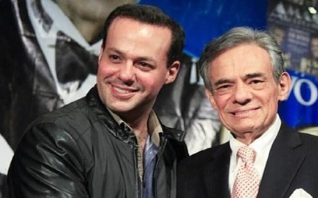Herencia y regalías se verán en su momento: José Joel - José Joel con José José. Foto de @josejoeloficial