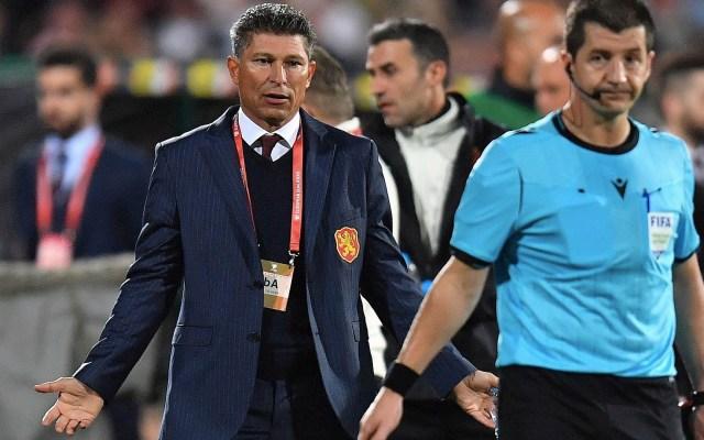 Renuncia seleccionador de Bulgaria tras humillante derrota y escándalo - Krasimir Balakov Seleccionador Bulgaria