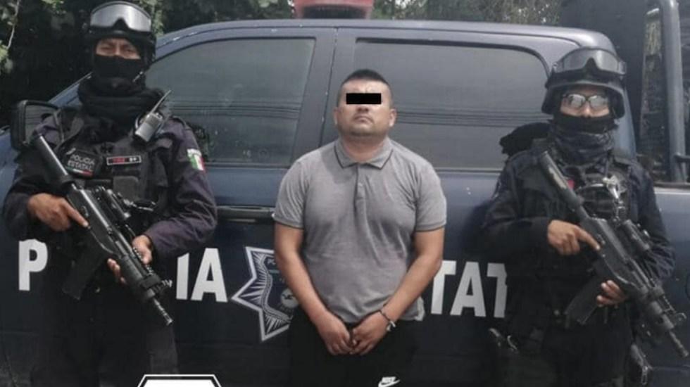 Detienen a presunto líder de banda delictiva en Guerrero - Foto de Vocero Roberto Álvarez Heredia