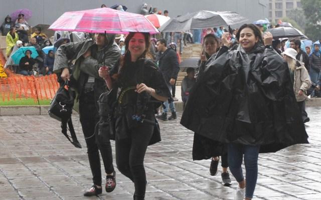 Pronostican lluvias este sábado en gran parte del país - lluvias
