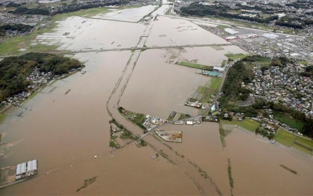 Lluvias dejan al menos 10 muertos en Japón - lluvias chiba Japón