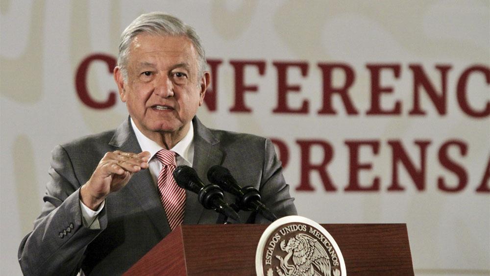 Se trabaja todos los días para garantizar la paz: López Obrador - López Obrador