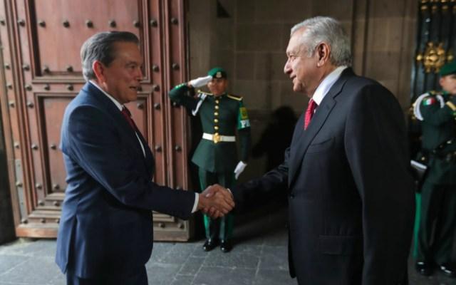 López Obrador y Cortizo abordan inversiones mexicanas en Panamá - Foto de Gobierno de México