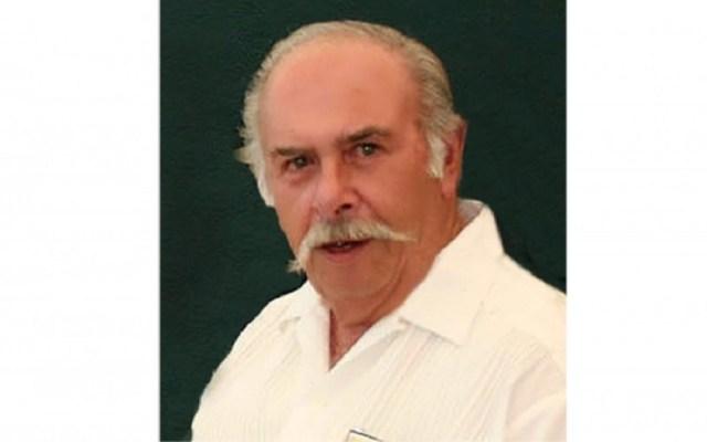 Marcelo Ebrard agradece apoyo por muerte de su padre - Marcelo Ebrard Maure, padre del secretario de Relaciones Exteriores de México. Foto de El Universal
