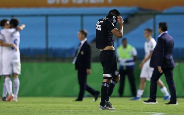 México cae ante Italia y compromete su lugar en Mundial Sub 17 - Foto de Mexsport