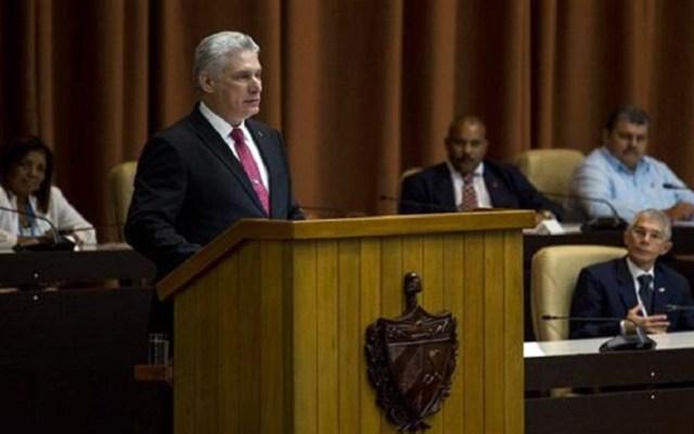 Eligen a Miguel Díaz-Canel como presidente de Cuba - Miguel Díaz-Canel. Foto de EFE