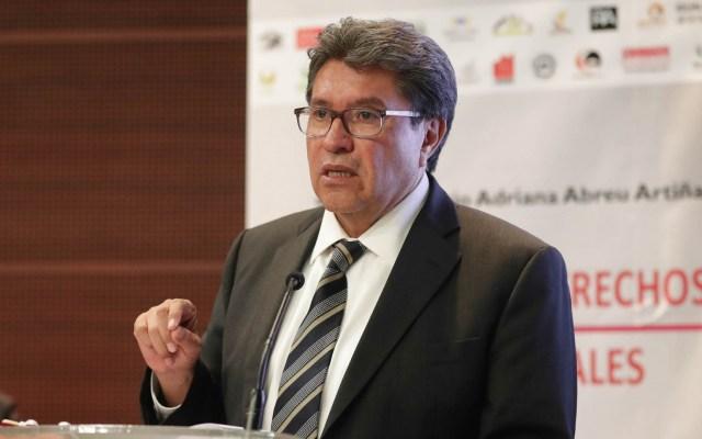 Comisión de Justicia de Morena sanciona a Monreal por elección en Senado - Ricardo Monreal. Foto de Senado