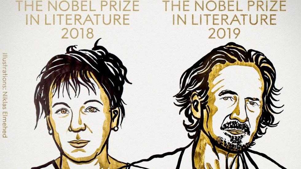 Nobel de Literatura para Olga Tokarczuk y Peter Handke - Nobel de Literatura