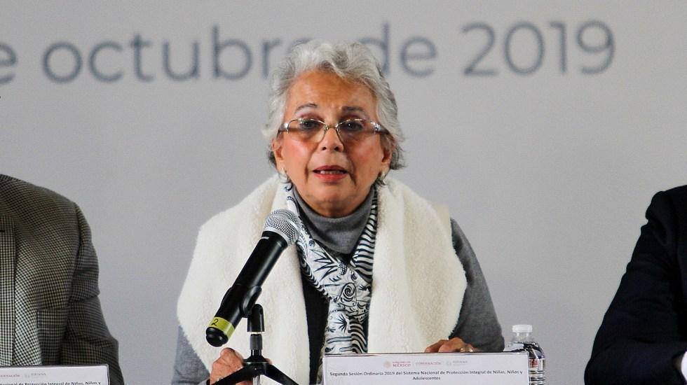 Sánchez Cordero compartió con Zaldívar presión del gobierno por casos Guardería ABC y Florence Cassez - Olga Sánchez Cordero, secretaria de Gobernación.