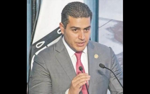 """Omar García Harfuch, nuevo titular de la SSC; Jesús Orta renunció """"por motivos personales"""" - Omar García Harfuch. Foto Especial-"""