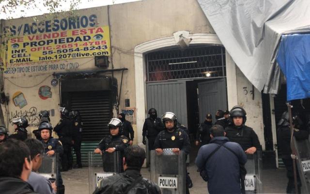 Detenidos en Tepito posiblemente recibían protección de autoridades: Omar García Harfuch - El Operativo en Tepito. Foto de Foro TV.