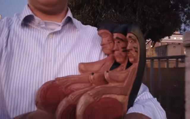 Papa Francisco pide perdón por robo de estatuas de la Pachamama - Papa Francisco pide perdón por robo de estatuas de la Pachamama