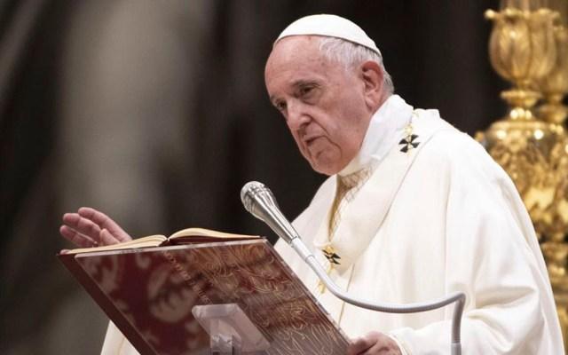 Deslealtad en la Iglesia es por falta de compasión: papa a cardenales - El papa Francisco
