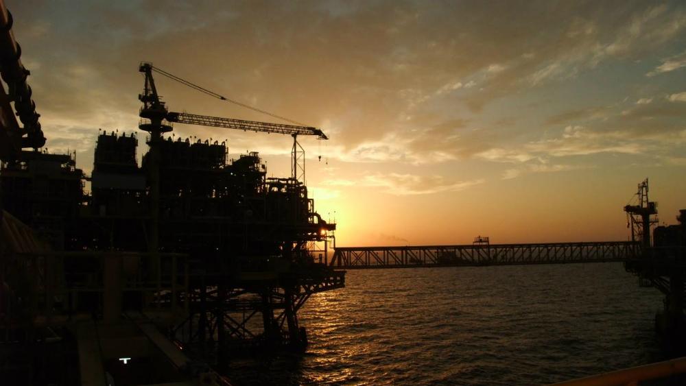 Juez Gómez Fierro suspende de forma definitiva reforma que regresa monopolio a Pemex sobre hidrocarburos - Imagen de Archivo de Pemex, del Complejo Akal-C. Foto de Pemex