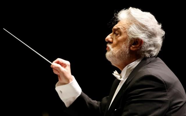 Ópera de Washington quita nombre de Plácido Domingo a programa - Plácido Domingo. Foto de EFE