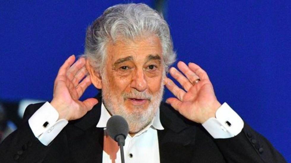 Público de la Ópera de Viena ovaciona a Plácido Domingo, acusado de acoso sexual - Plácido Domingo