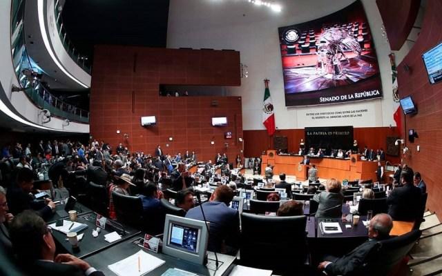 El 32 por ciento de miembros del Senado carece de perfil idóneo, revela ASF - Pleno del Senado. Foto de @senadomexico