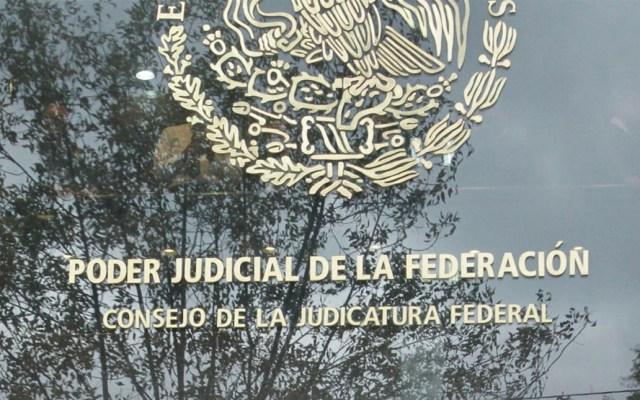 Defensa de Rosario Robles pide remover a juez Delgadillo Padierna del caso - Poder Judicial de la Federación Consejo de la Judicatura Federal