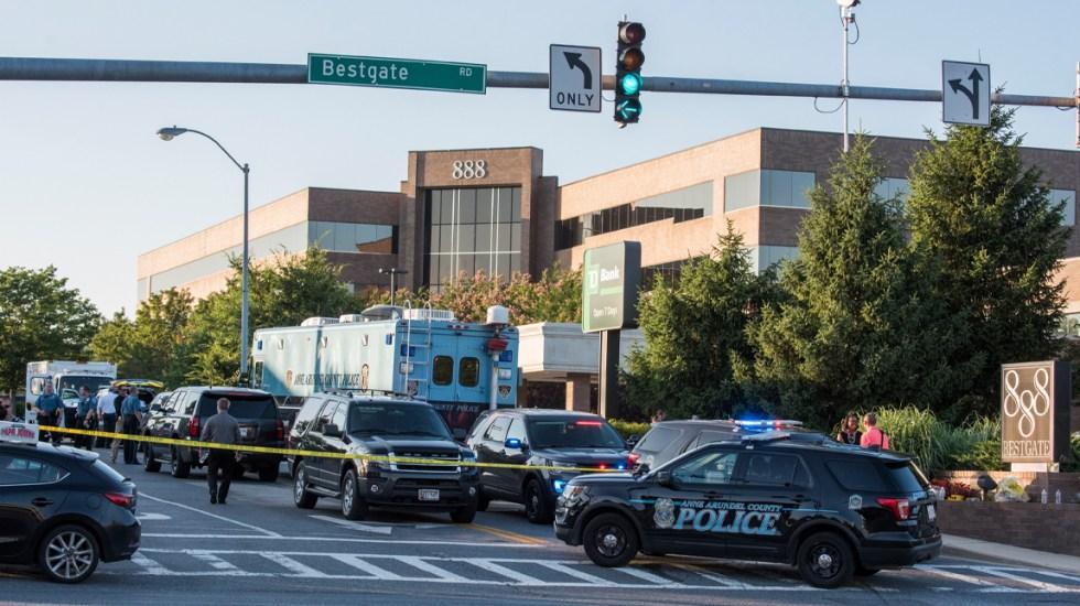 SRE investiga si hubo mexicanos en tiroteo en Kansas City - Policía de Kansas City atiende la emergencia tras tiroteo