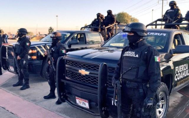 Abaten a sujeto que hirió de bala a policía de Coahuila - Policía de Coahuila. Foto de @FuerzaCoahuila