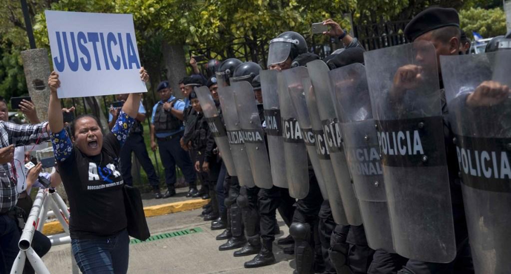 Policía de Nicaragua viola normas constitucionales y procesales: ONG - Policía de Nicaragua