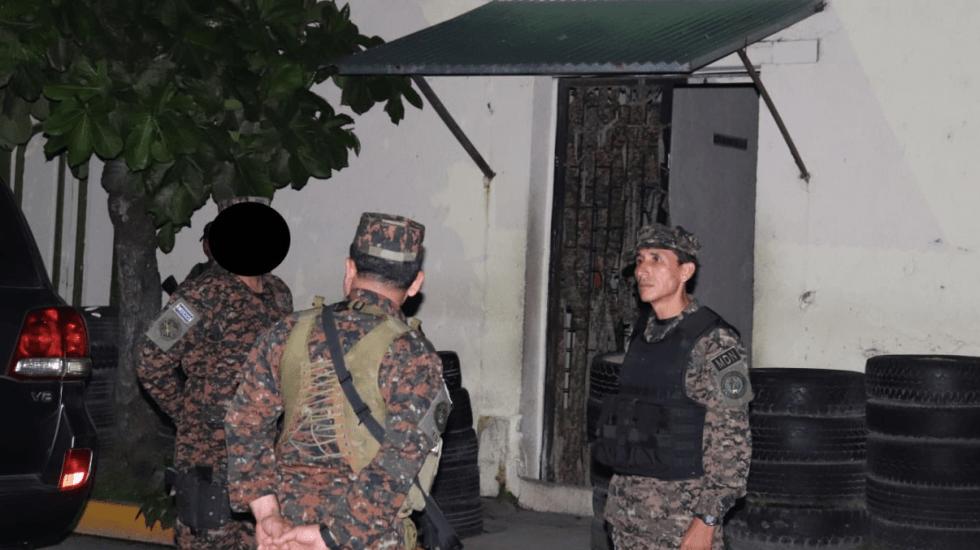 En lo que va de 2019, al menos 25 agentes han sido asesinados en El Salvador - Foto de @DefensaSV
