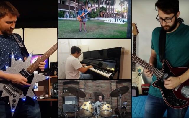 Fans de Queen crean en YouTube tres videoclips de éxitos de la banda - Video hecho por fans de Queen