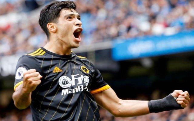 #Video Raúl Jiménez brilla con Wolverhampton; doble asistencia en victoria contra Manchester City - Foto de @Raul_Jimenez9