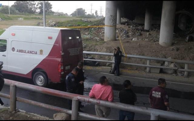 Hallan cadáver en bajopuente de Gran Canal y Río de los Remedios - Río de los remedios Gustavo A. Madero