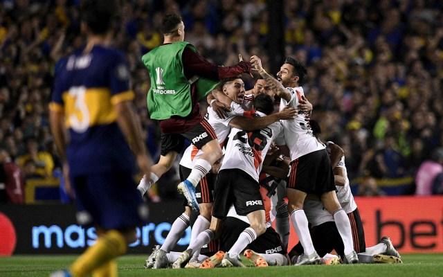 River Plate deja a Boca con las ganas de clasificar a la final de la Libertadores - River Plate Boca Juniors Libertadores
