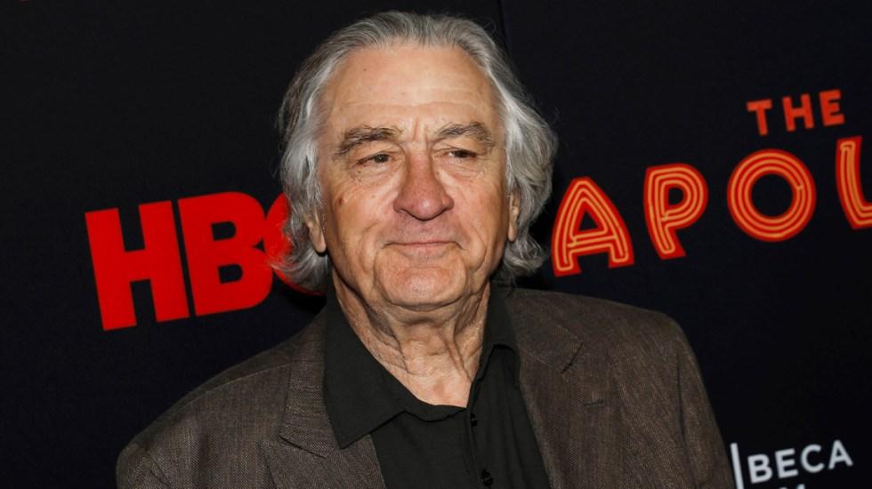 Demandan a Robert De Niro por supuesto acoso y discriminación - Roberte De Niro