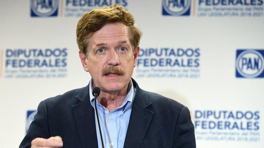 Romero Hicks sentencia que no puede haber otro 'culiacanazo' - Juan Carlos Romero Hicks. Foto de Diputados PAN