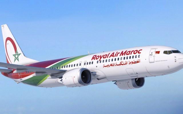 Pasajera de avión da a luz en pleno vuelo - Foto de Royal Air Maroc