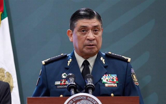 Puebla va a la baja en incidencia delictiva: Sedena - Luis Cresencio Sandoval Sedena