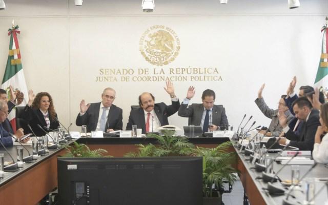 Senado da entrada a terna que envió AMLO para la CRE - Foto de Twitter Senado de la República