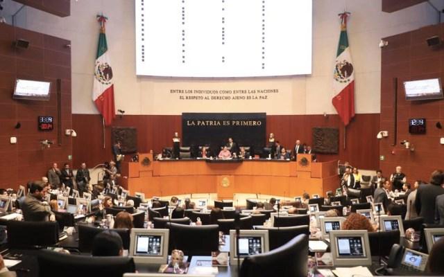 Senado aprueba artículos reservados de reformas de consulta popular y revocación de mandato - Senado de la República 15102019