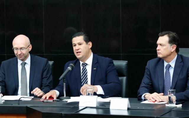 Hay acuerdo para no desaparecer poderes en Guanajuato, Tamaulipas y Veracruz - Diego Sinhue. Foto de Notimex