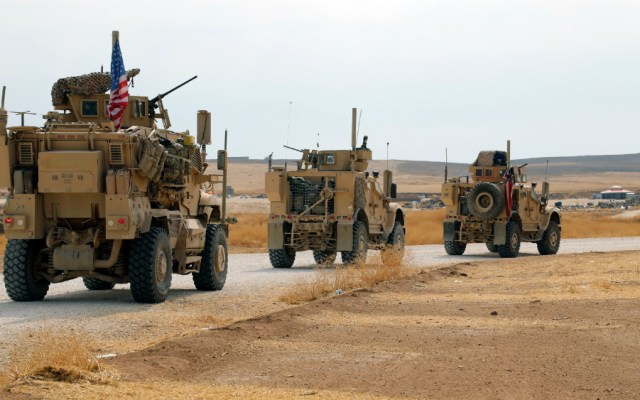 """Confirma EE.UU. muerte de """"mano derecha"""" de Al Baghdadi - Foto de EFE"""
