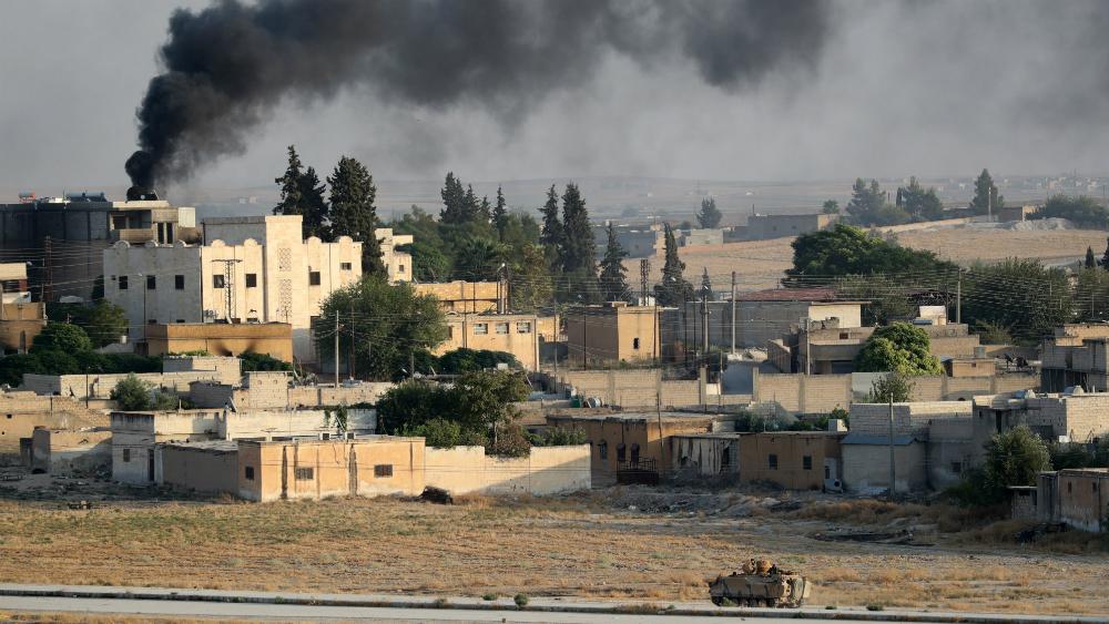 """EE.UU. exige a Turquía que declare un alto al fuego """"inmediato"""" en Siria - Foto de EFE"""