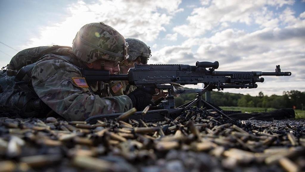 Nominado por Biden para encabezar el Departamento de Defensa revocará veto de Trump a los transgénero - Soldados del Ejército de EE.UU. Foto de @usarmy