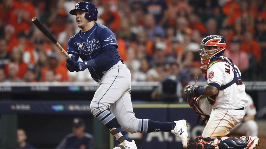 Rays obtienen primer triunfo ante los Astros en Serie Divisional - Tampa Bay Rays