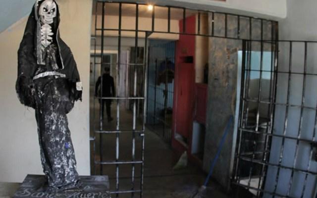 Las prisiones mexicanas y la Santa Muerte - Foto de Gobierno de Nuevo León