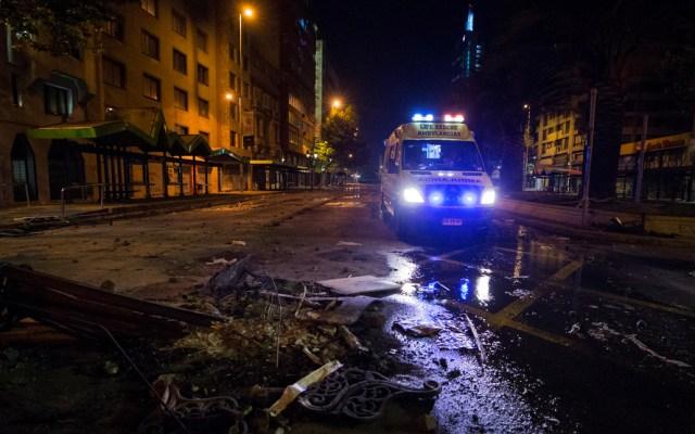 Decretan nuevo toque de queda en Chile para Valparaíso y Concepción - Toque de queda en Chile