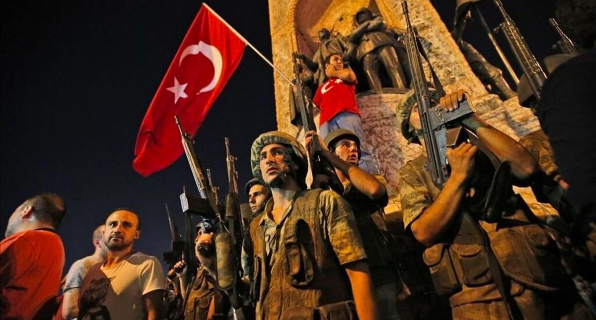 Trump anuncia sanciones contra Turquía por invasión a Siria
