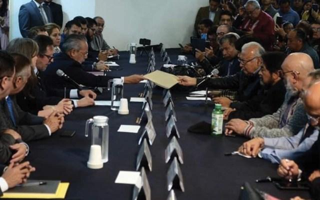 Ofrece UNAM incremento salarial a trabajadores de 3.4 por ciento - Foto de Sala de Prensa UNAM