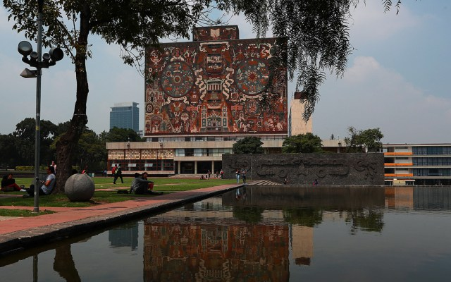 UNAM llama a evitar provocaciones en marcha del 2 de octubre - Foto de Notimex