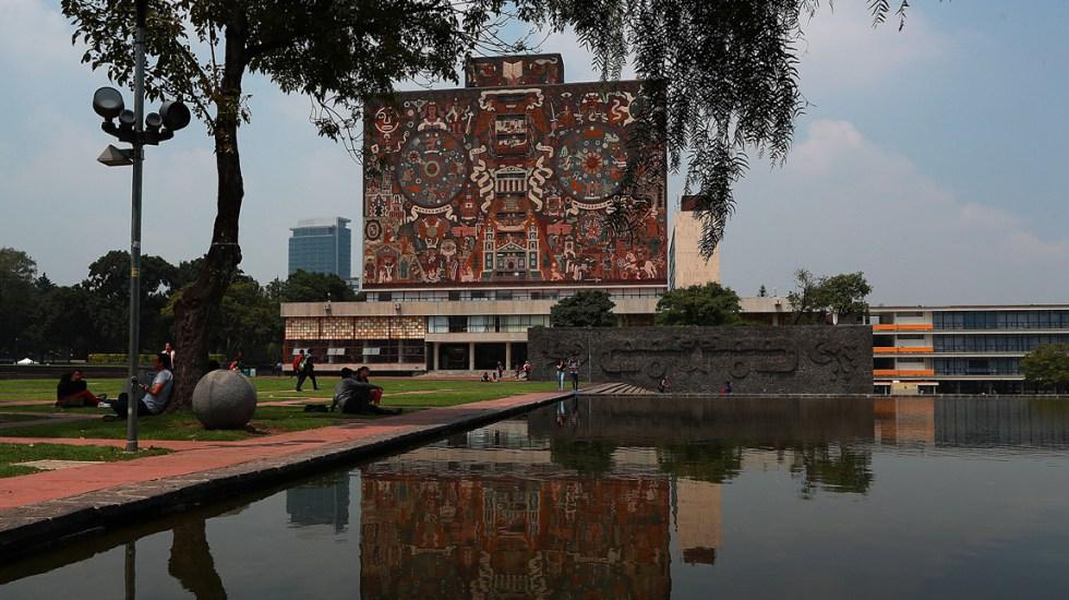 Los candidatos a la rectoría de la UNAM - Foto de Notimex