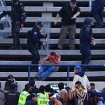"""Liga MX """"reprocha y reprueba"""" violencia durante San Luis vs. Querétaro; pide investigación a fondo"""