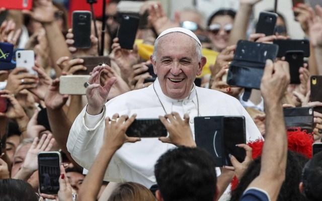 Papa Francisco visitará Hiroshima y Nagasaki - Visita del papa Francisco. Foto de EFE